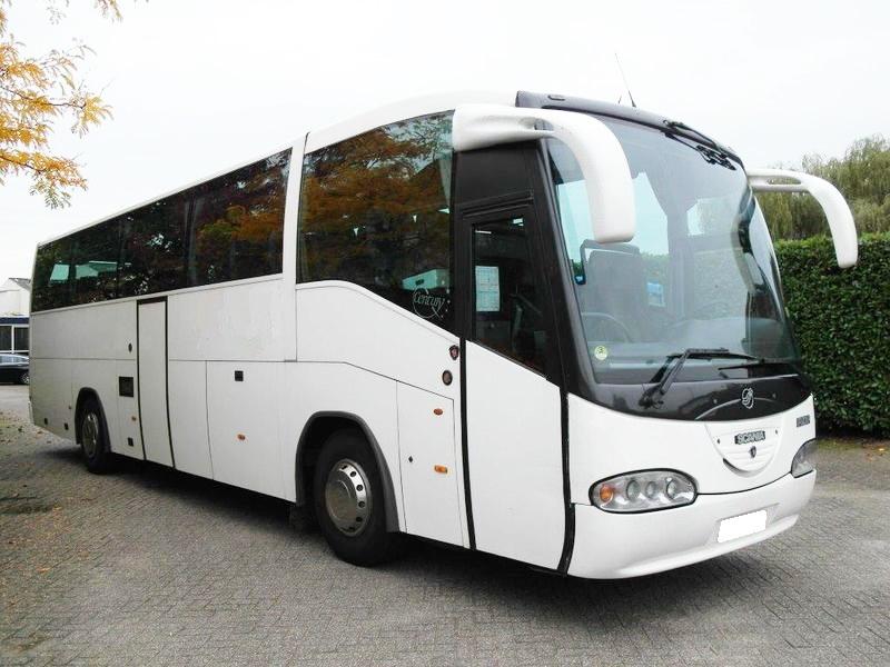 перевозки автобусом