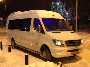 Аренда микроавтобуса Мерседес
