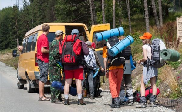 Заказ автобусов для перевозки туристов